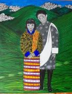 bhutanesecouple