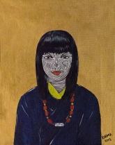 Bhutanese woman (gifted)